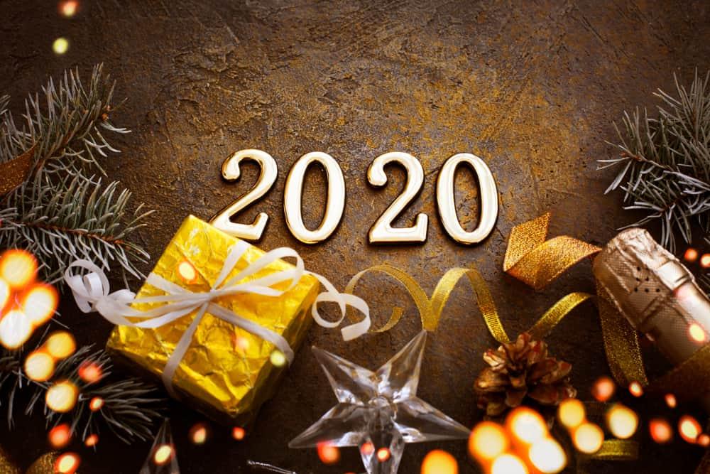 Gelukkig en voorspoedig 2020